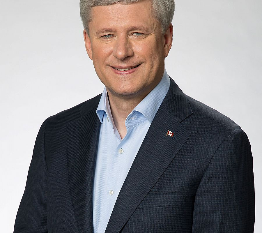 Stephen Harper Right Honourable