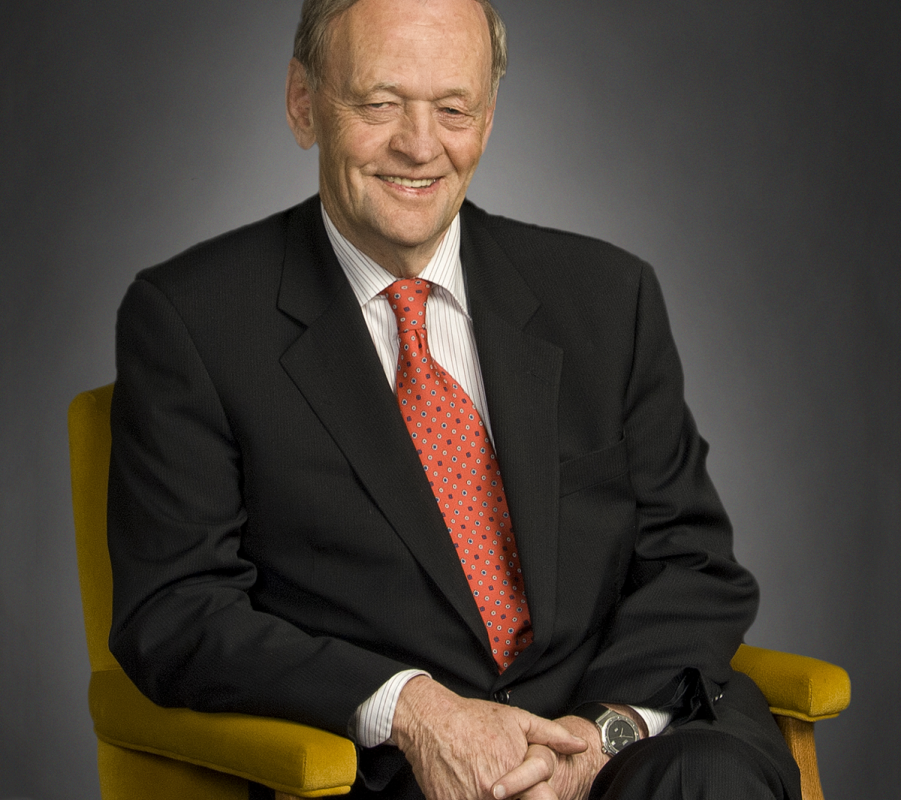 Jean Chrétien Right Honourable